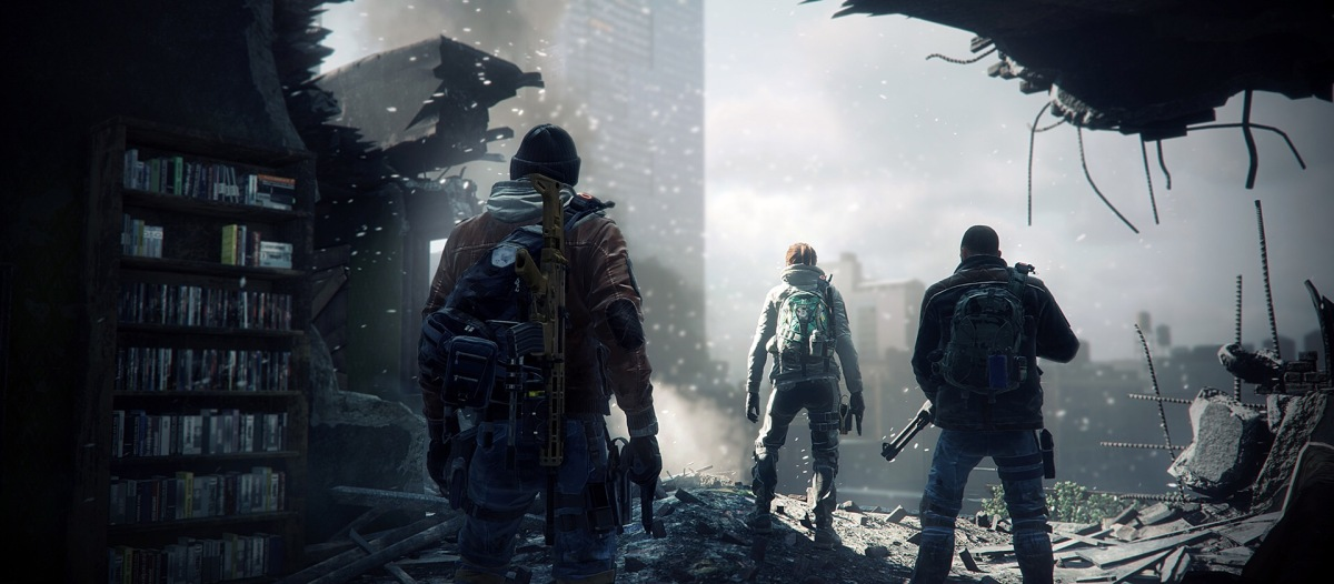 The Division: Incursions Update 1.1